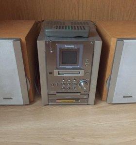 Аудиосистема Panasonic