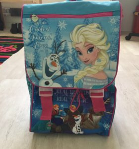 Новый школьный рюкзак Холодное сердце