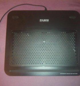Охлаждающая подставка под ноутбук Zalman ZM-NC1500