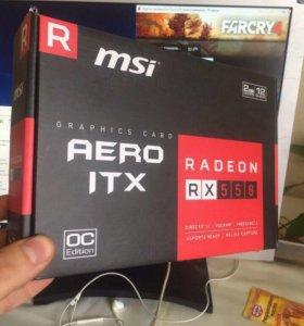 ATI Radeon RX550 2Gb