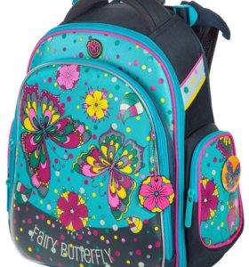 Рюкзак школьный Hummingbird с мешком