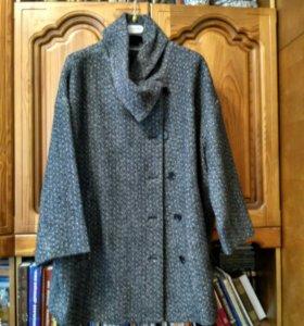 Пальто укороченное женское. Франция.
