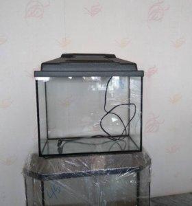 30л доставим новый аквариум