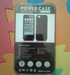 Чехол - аккумулятор для iphone 5