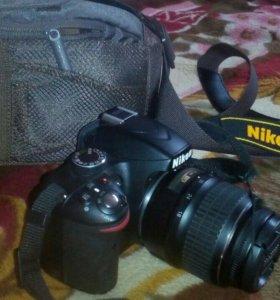 Срочно Nikon d3200