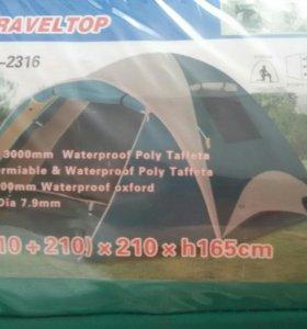 Палатка 3-х местная новая