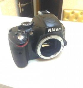 Nikon d5100 (body)