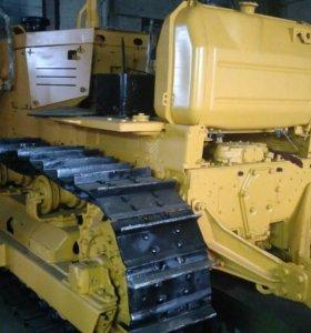 Капитальный ремонт тракторной техники ЧТЗ