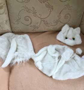 Костюм котенка