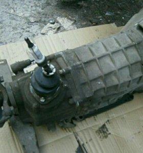 КПП на ВАЗ 2107
