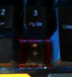 Механическая клавиатура bloody