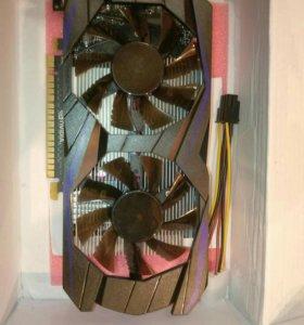 Видеокарта новая GTX 960 DDR5 4GB