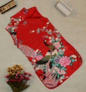 Новое Китайский стиль на рост 116-122 см