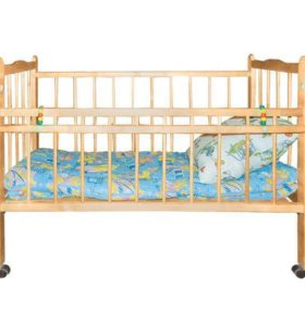 Кроватка детская в хорошем состоянии
