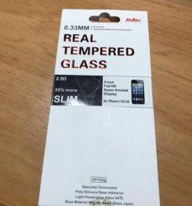 Защитные стекла для айфон 5;5s;5c;se