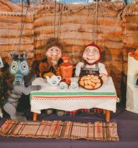 Спектакли для детей в центре Петербурга