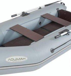 Лодка моторная « Лоцман 280»
