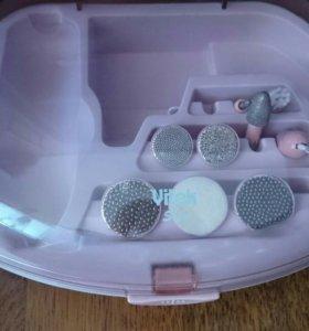 Коробка с насадками для маникюра