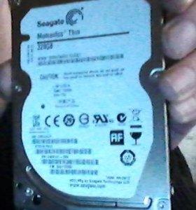 "Жёсткий диск Seagate Sata 2,5"" 320Gb"