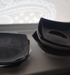 Новые тарелки Luminaries . Франция