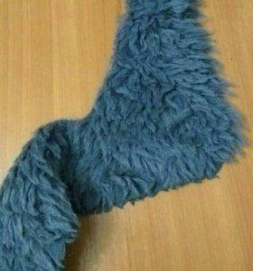 Мех махер ангорской козы германия ткань рукоделие