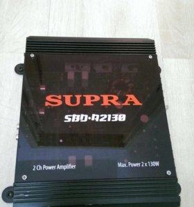 Автоусилитель SUPRA SBD-A2130