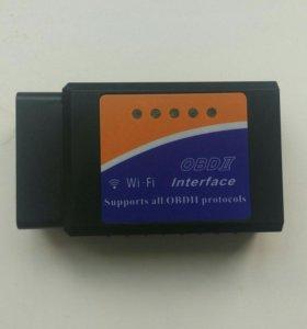 ELM327 wifi сканер