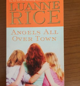 "L. Rice ""Angels all over town"""