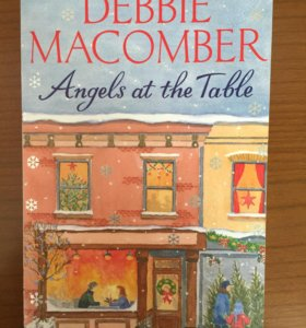 "D. Macomber ""Angels at the table"""