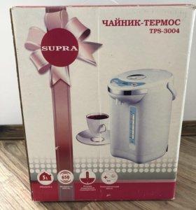 Новый чайник-термос
