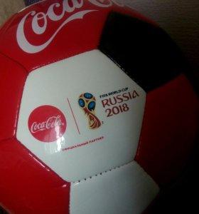 Мяч Coca-Cola FIFA World Cup Russia 2018