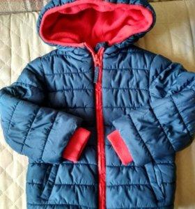 Демисезонная куртка Mothercare для мальчика