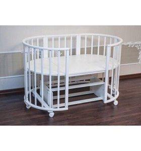 Кроватка детская 6в1