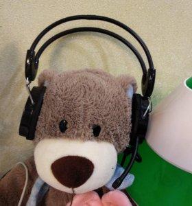 Наушники swen с микрофоном