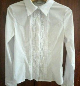 Рубашка женская школьная