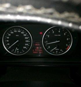 BMW 5 серия, 2007