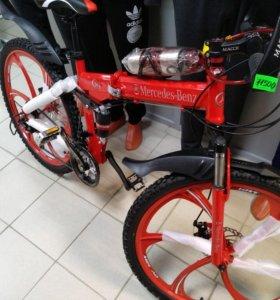 Ланд ровер велосипед на литье