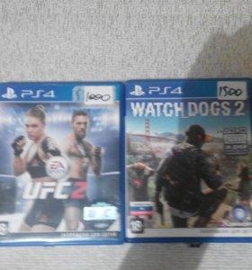 Продам игры для PS4 по 1000рублей!!