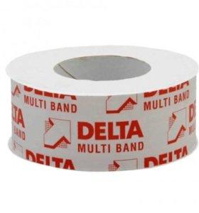 Соединительная лента и клей Delta