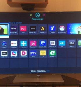 """Телевизор 3D, LED SAMSUNG 60"""""""
