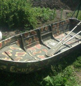 Лодка Ёрш