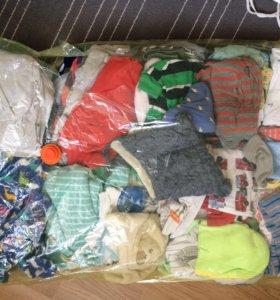 Пакеты детской одежды