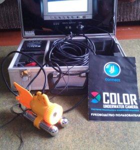 Камера для подводного видеонаблюдения.
