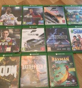 Игры Xbox One бу