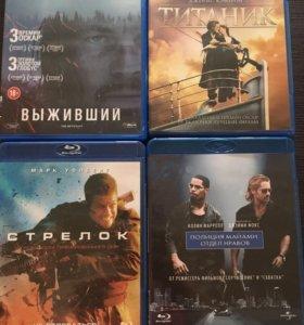 Фильмы на Blu-ray