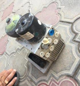 Блок управления тормозной системы Мерседес SLP мак