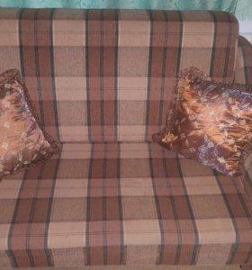 Раскладной - выкатной диван
