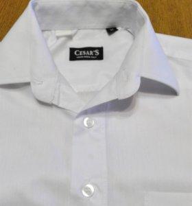 Рубашки для мальчика белые