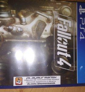 Fallout 4 на P. S. 4