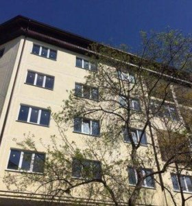 Квартира, 1 комната, 50.6 м²